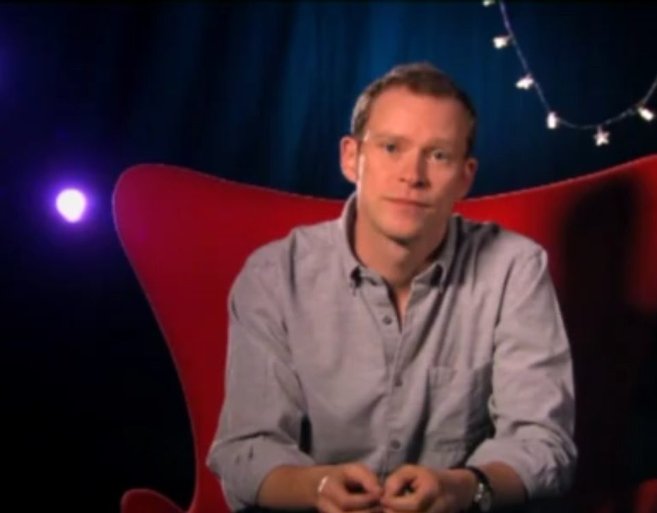 Robert Webb in The Toys that Made Christmas